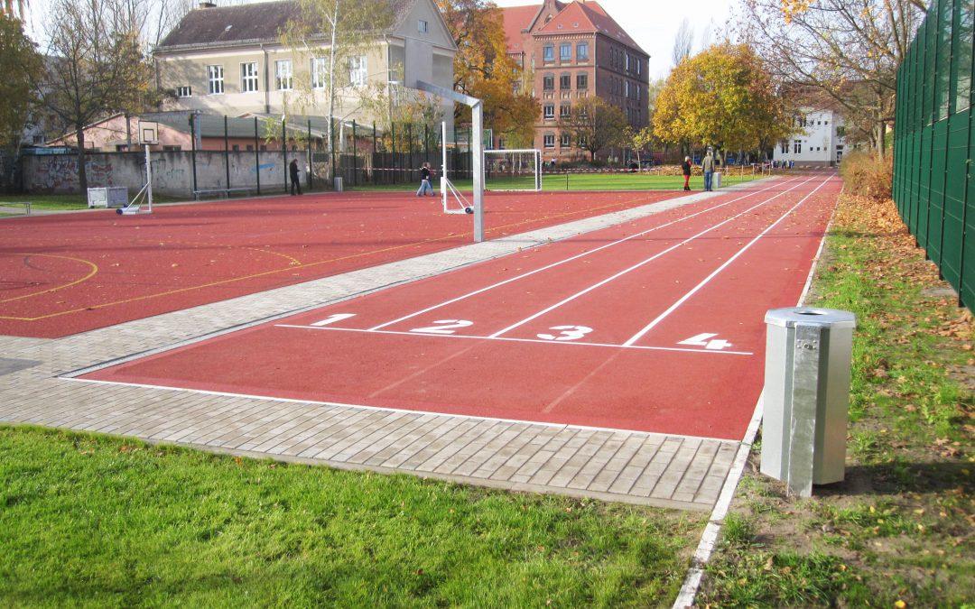 Schulhof Friedrichshagen