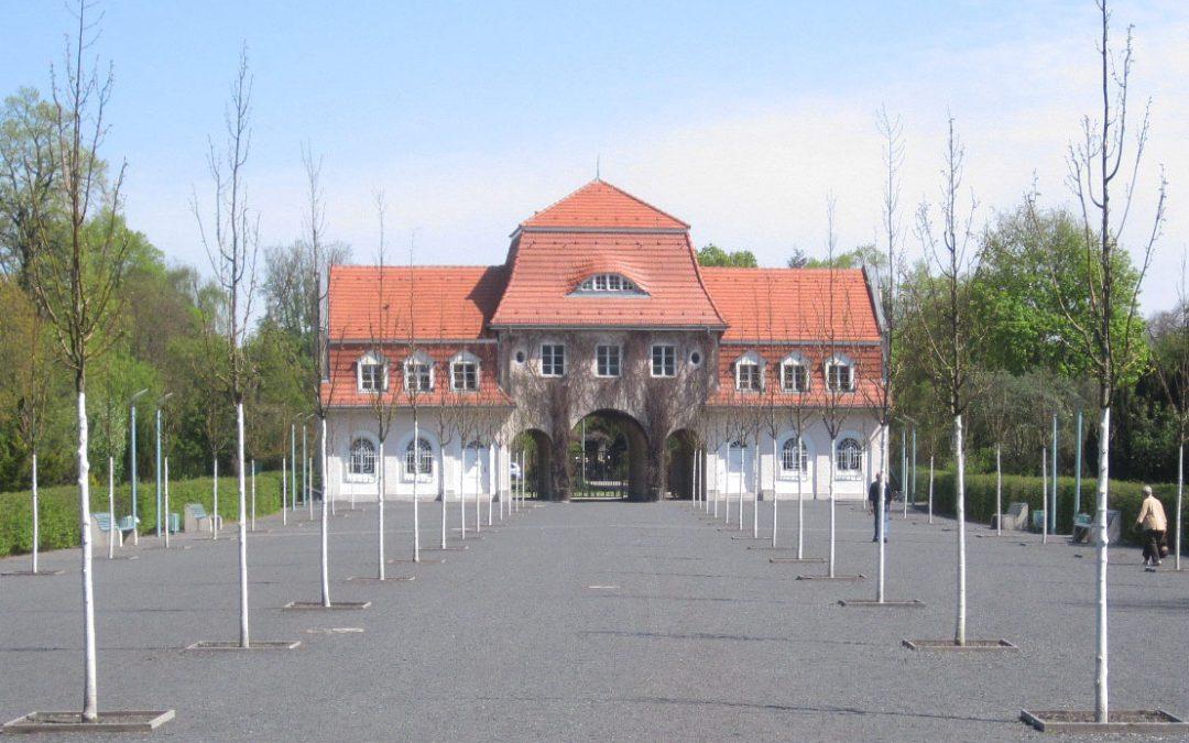 Krematoriumsvorplatz